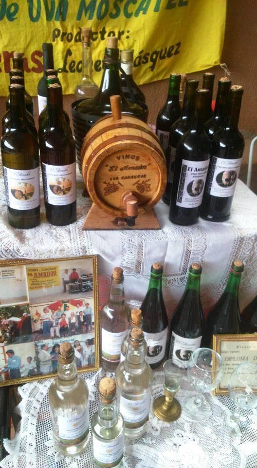 Invitan a participar en la IV Feria del Vino y del Singani