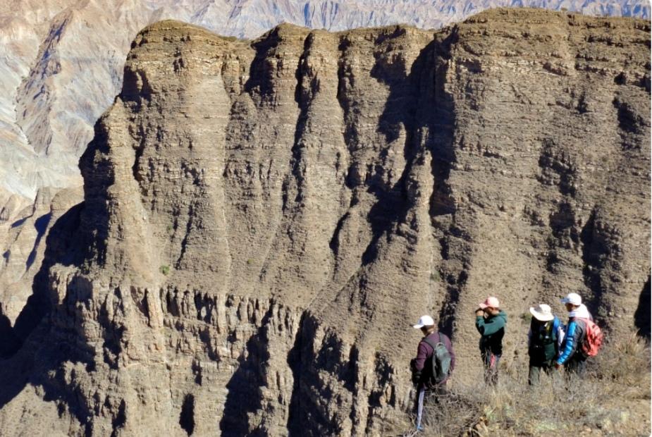 La Red Uno de Bolivia realiza documental turístico de Culpina