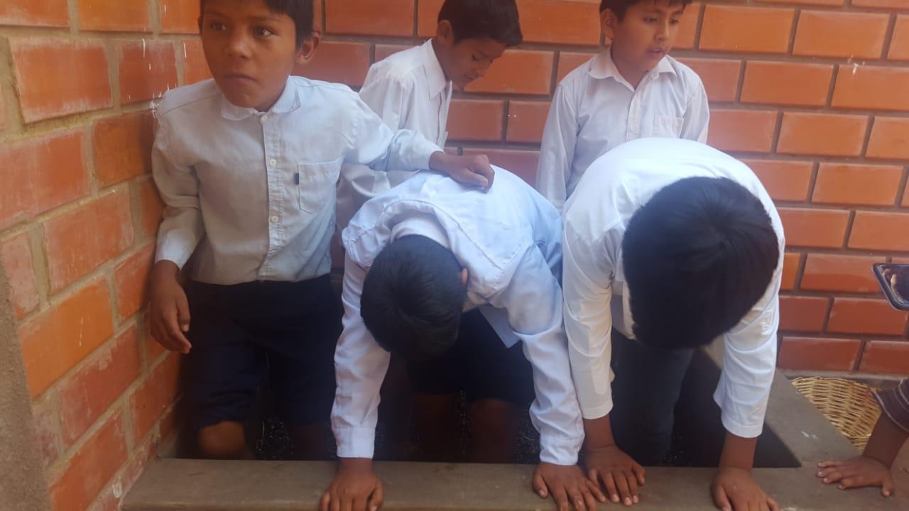 La Vendimia de la Escuela Jaime Mendoza de Las Carreras fue un éxito