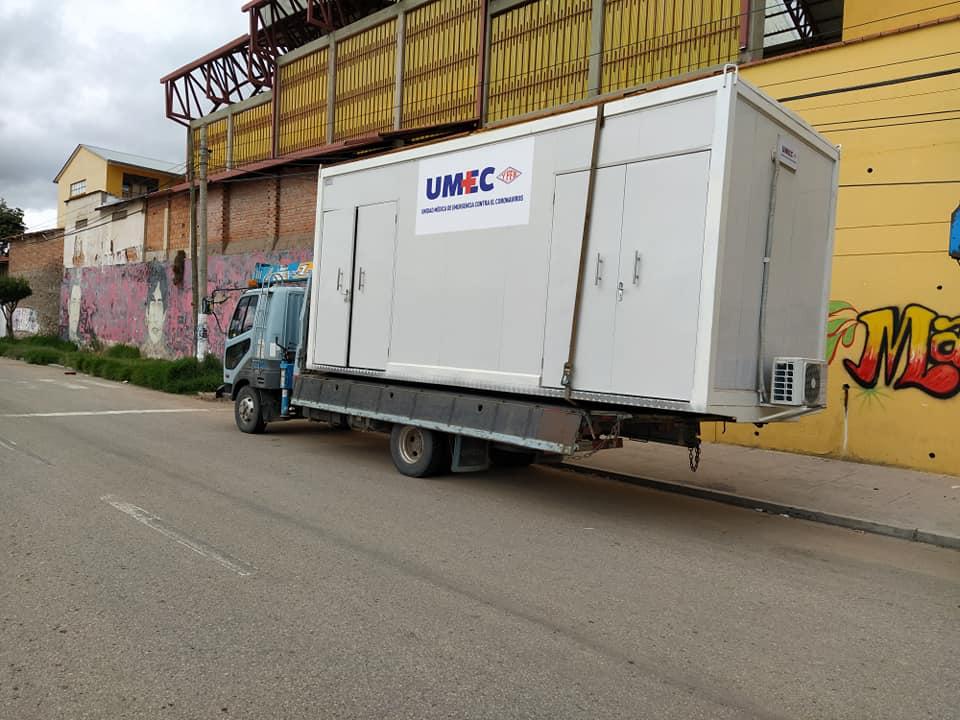 Laboratorio de análisis de coronavirus se instalará en Camargo