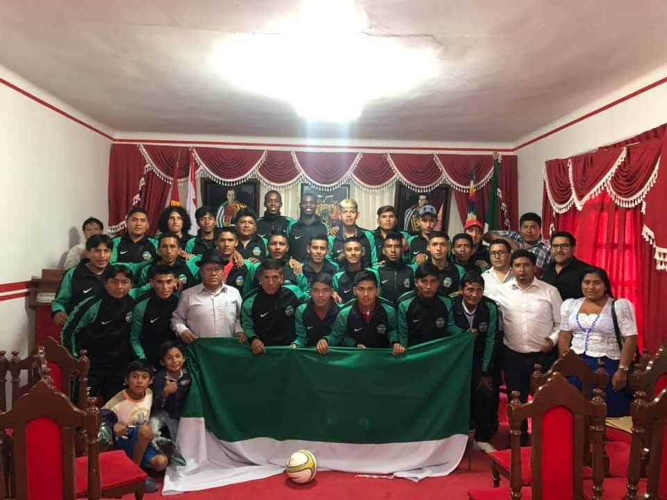 Litoral de Camargo apunta al título departamental de fútbol
