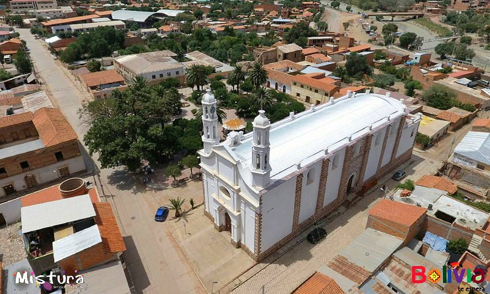 Llaman a contribuir para restaurar el templo de Camargo