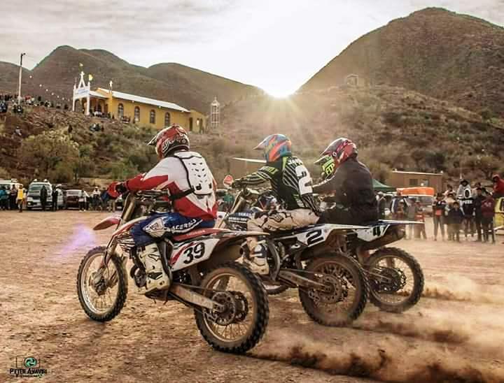 Malcastaca convoca a la octava versión del circuito de motocross
