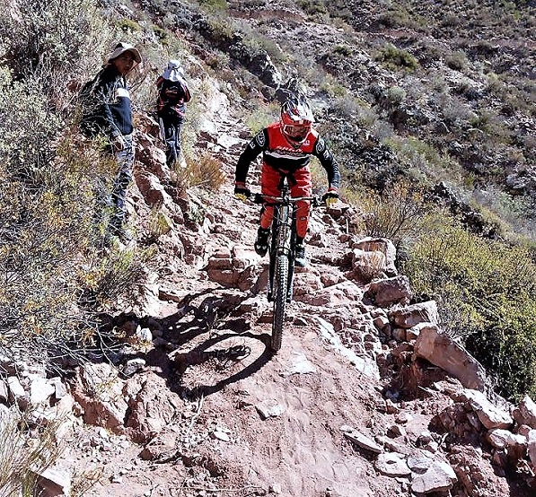 Malcastaca estrenará circuito de descenso con una carrera este fin de semana