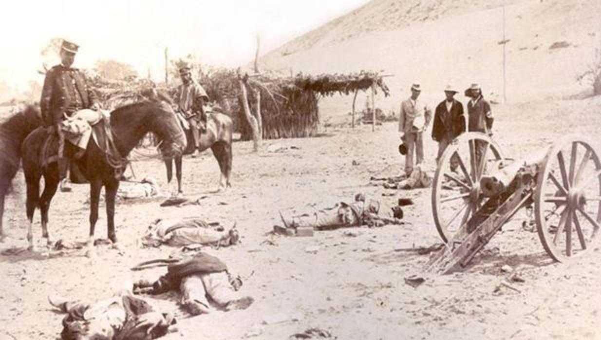 Mariano Asebo, el patriota de La Loma que luchó junto a Vicente Camargo