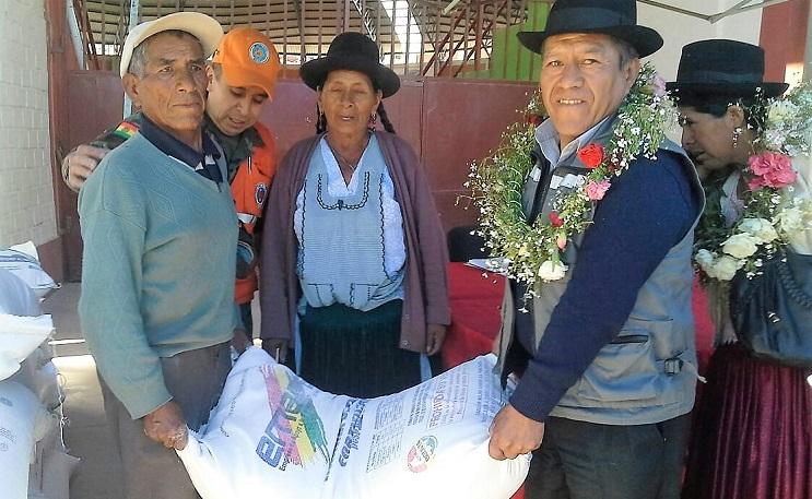 Más de 500 familias de Camargo reciben ayuda por desastres naturales
