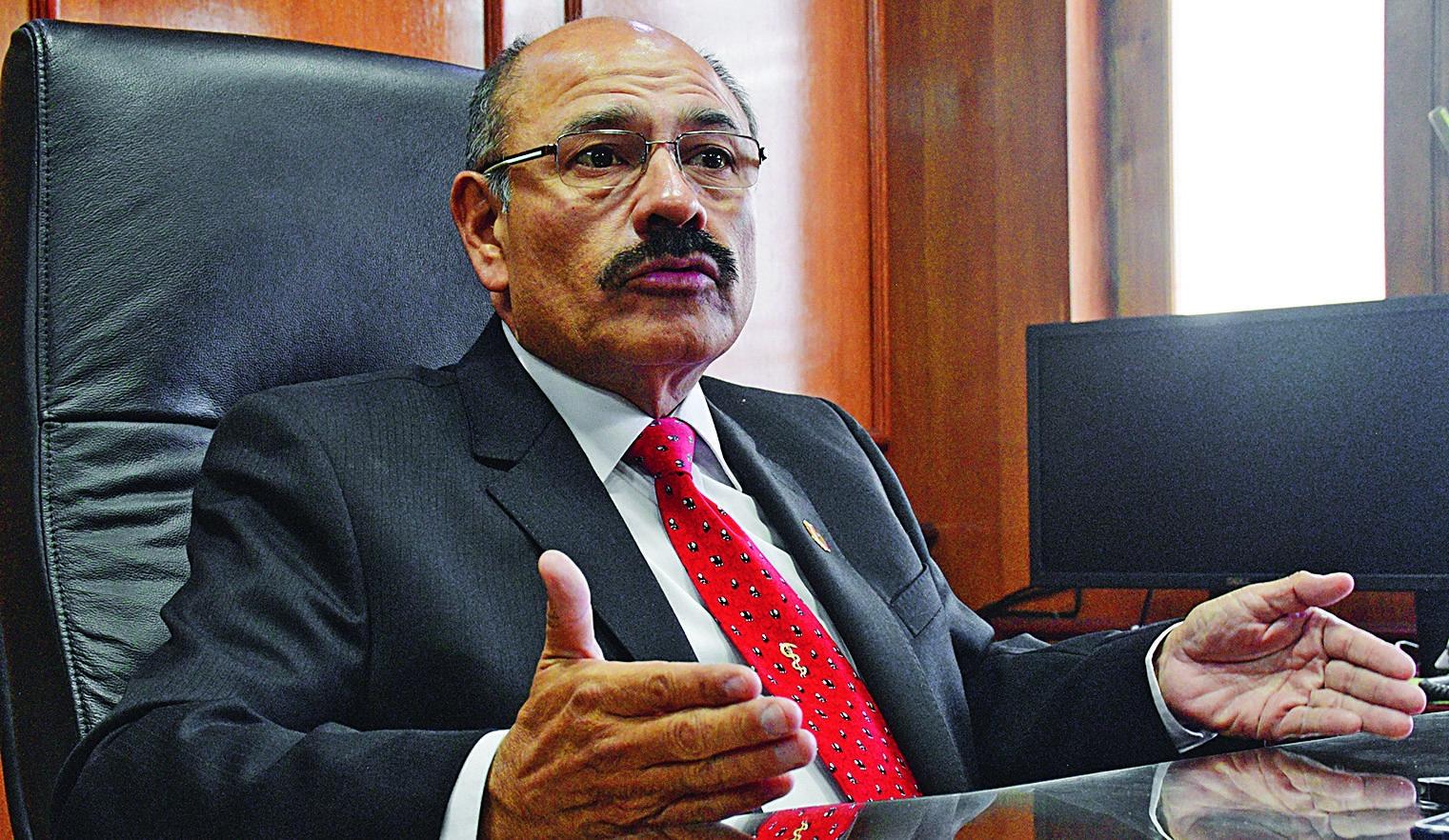 Ministro de Salud estará en Culpina para inspeccionar hospital de segundo nivel