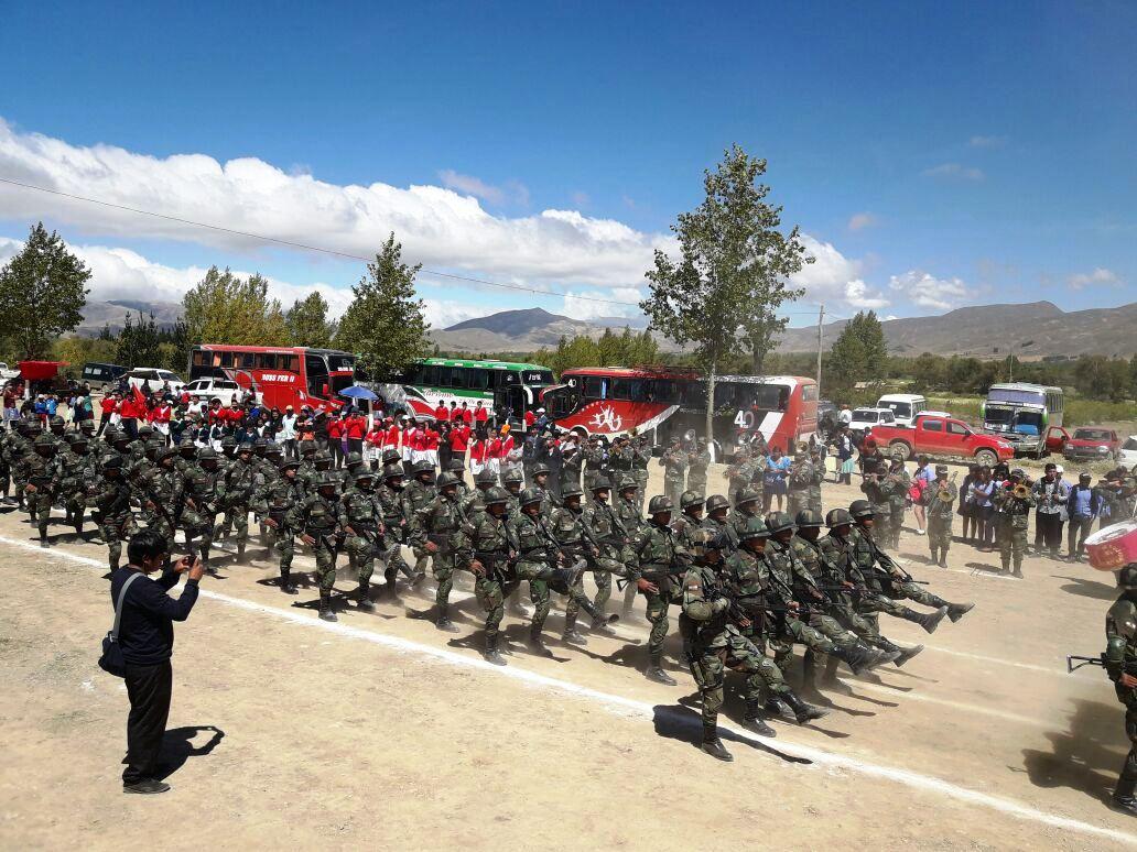 Rememoran la muerte de Vicente Camargo en la batalla de Arpaja
