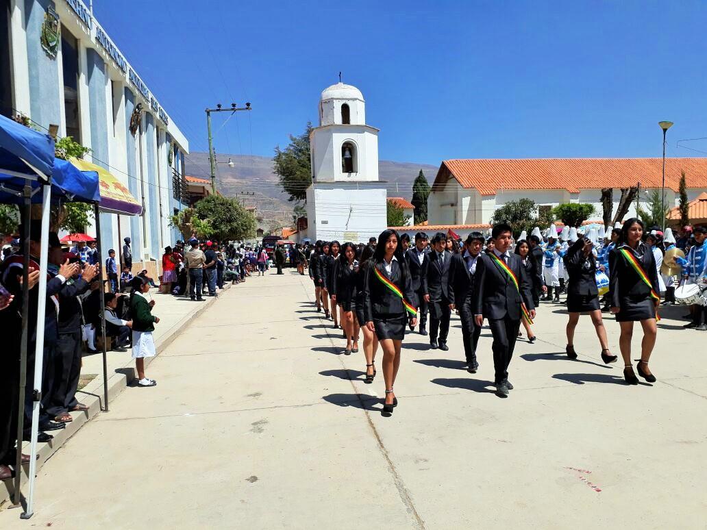 San Lucas celebra 89 años de creación municipal