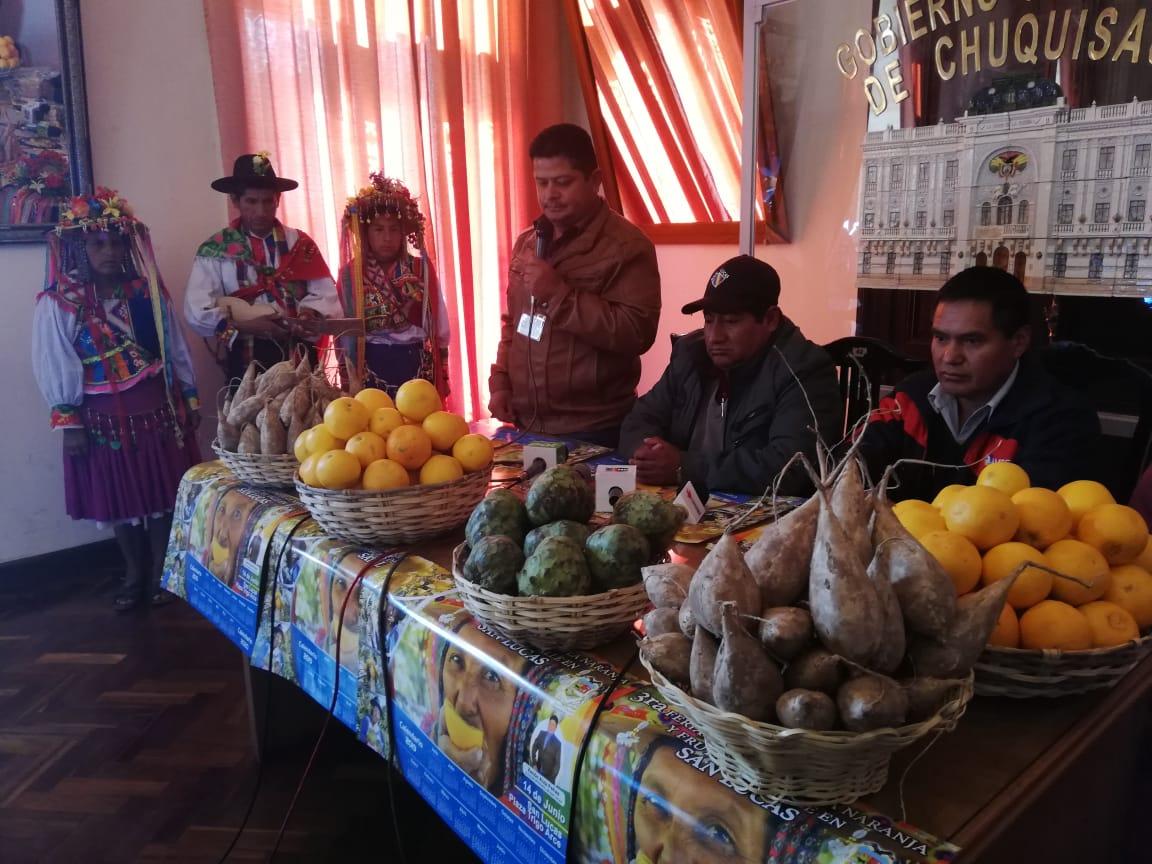San Lucas: Más de 80.000 unidades de naranja se ofertarán en la feria