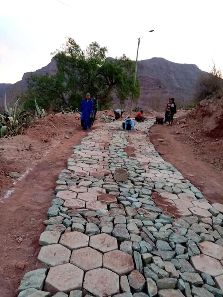 Villa Abecia: Ciudadanos en campaña para mejorar el cementerio